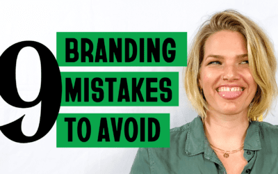 Branding Mistakes to Avoid to Grow Your Brand