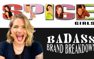 Personal branding examples:The Spice Girls