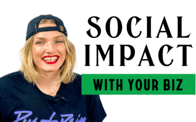 Social impact in business