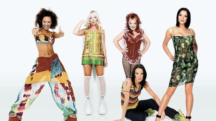 Spice Girls Personal Branding Examples